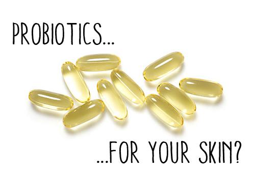 Probioticsskincare