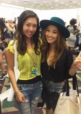 With Jenn Im (@imjennim) from clothesencounters!