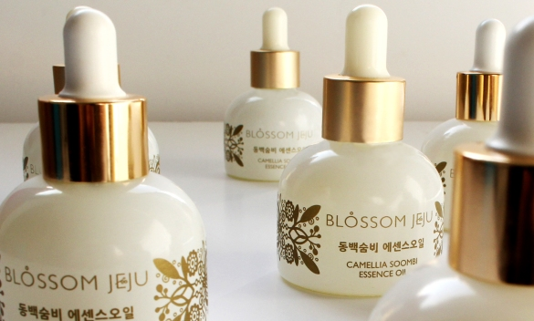 glow recipe blossom jeju essence oil