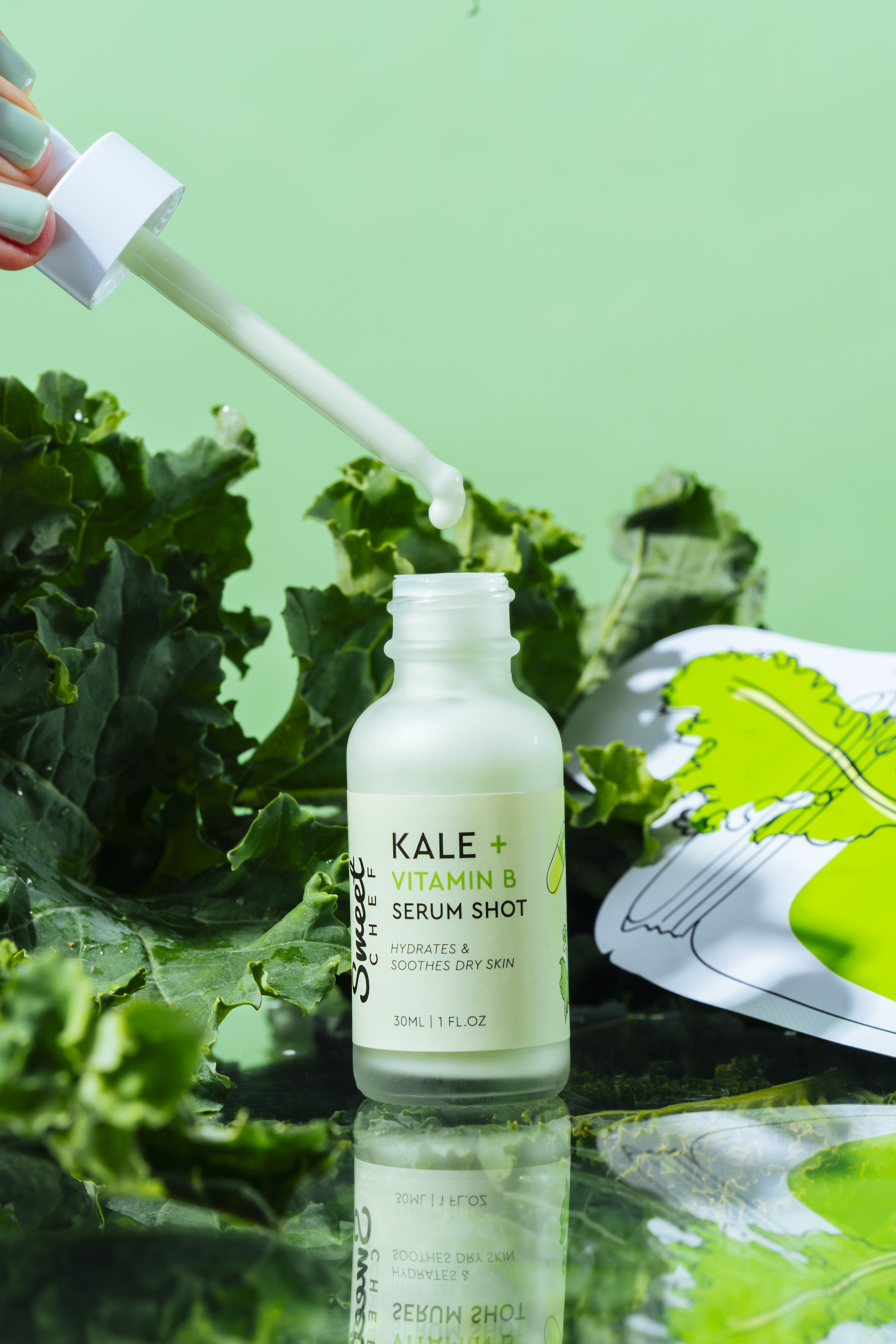 kale serum lifestyle